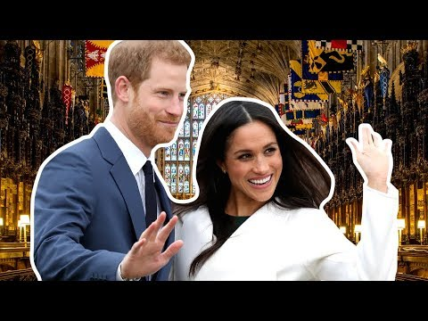 Harry and Meghan's royal wedding: Tour St. George's Chapel
