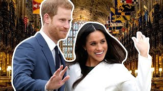 Harry and Meghan's royal wedding: Tour St. George's Chapel thumbnail