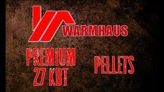 Котлы Warm-House. Дровяной Premium 27 кВт и Пеллетный котлы.
