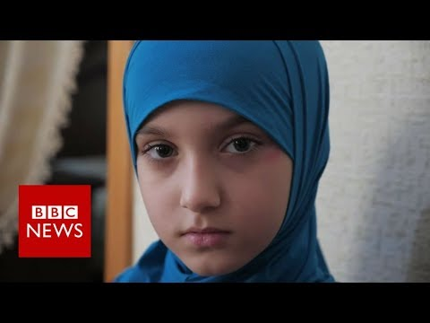 Russia's IS families: 'Why are the children being punished?' - BBC News