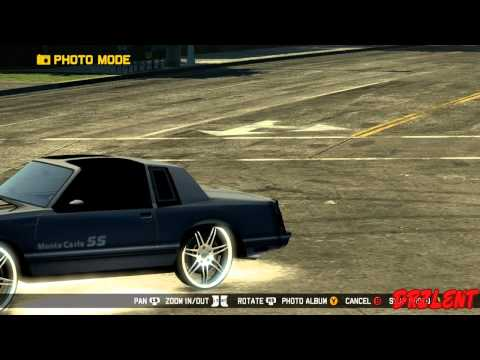 MCLA MIDNIGHT CLUB LOS ANGELES STL LIL TANGO CUSTOM CARS