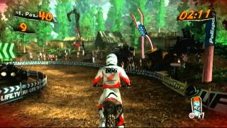 MUD: FIM Motocross World Championship - Review Gameplay German