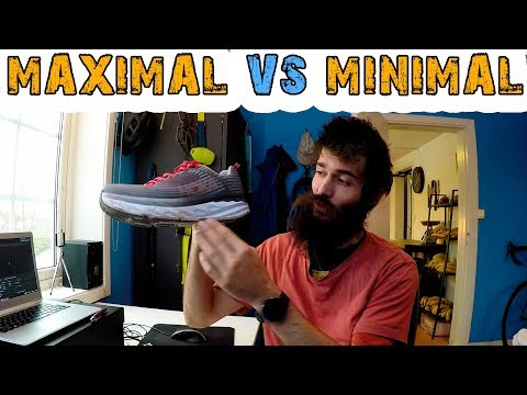 MAXIMALIST VS MINIMALIST SHOES | Pros and Cons