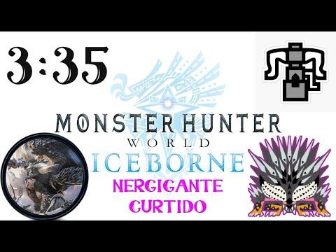 [MHW]Iceborne Nergigante Curtido