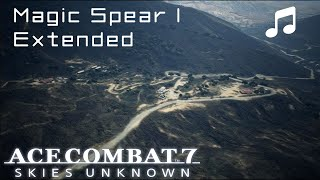 """Magic Spear I"" (Extended) - Ace Combat 7 Original Soundtrack"