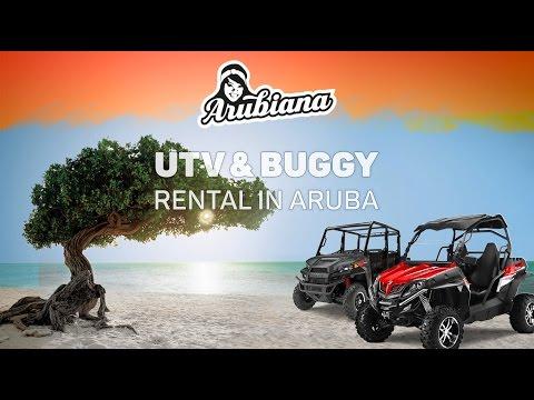 ATV, Sand Buggy & Fun Toys Rental in Aruba | Arubiana