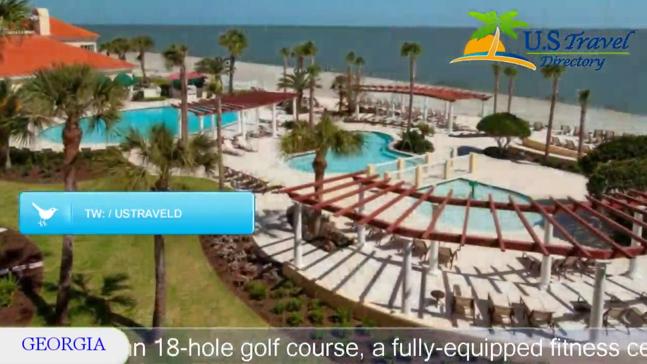 The King And Prince Beach Golf Resort Saint Simons Island Hotels Georgia