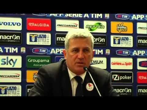 Petkovic: 'Ho visto una grande Lazio'