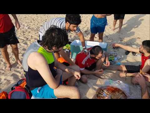 Kuwait Garouh Island Trip