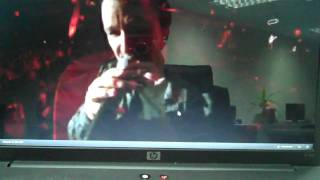 20second #U2 live on Youtube Thumbnail