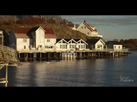 Lofoten 4K Norge
