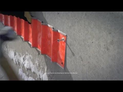 Les Panneaux de système de délinéateurs linéaires (SDL) 3M