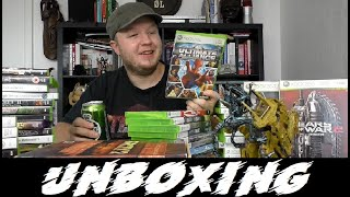 Unboxing Almost 50 Xbox 360 Games from Ebay!