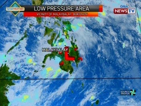 QRT: Weather update as of 5:52 p.m. (Nov. 16, 2017)