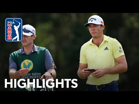 Highlights | Round 4 | Sanderson Farms | 2021