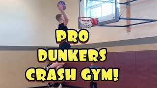 Isaiah Rivera and Connor Barth DUNK SESSION Video