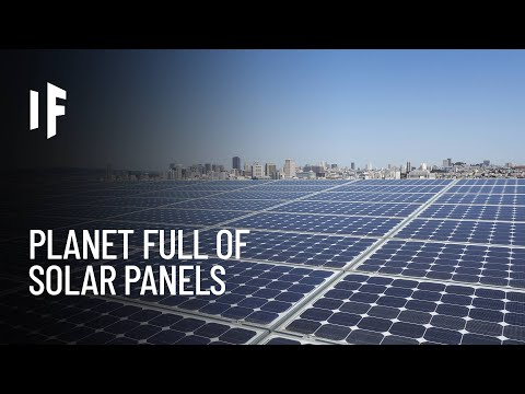 What If We Cooled the Earth with Solar Power?