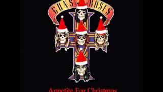 Guns N' Roses - White Christmas