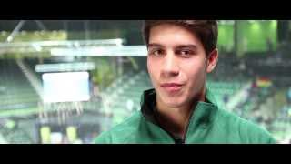 Video portrait: Patrick Franziska @ European Championships 2013