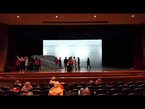 North Polk High School Musical Choreography Get yo