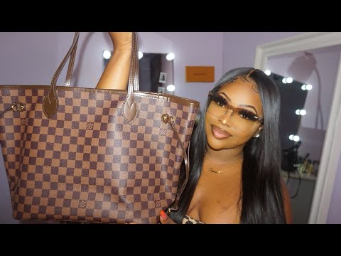 Louis Vuitton Neverfull Dupe 😍   Fancybags.ru