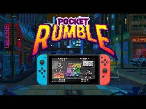Pocket Rumble review - The Verge