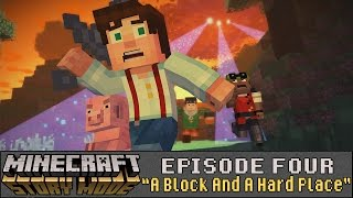 Minecraft: Story Mode (Telltale) - Let