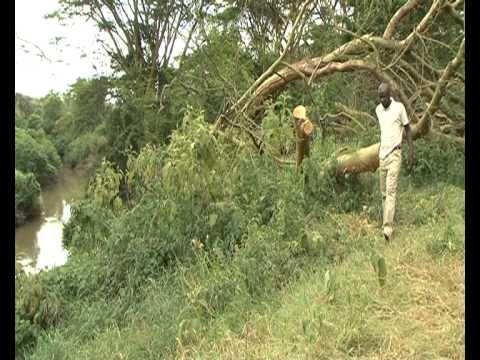 UNEP eco-tourism series Malewa Wildlife Lodge in Kenya