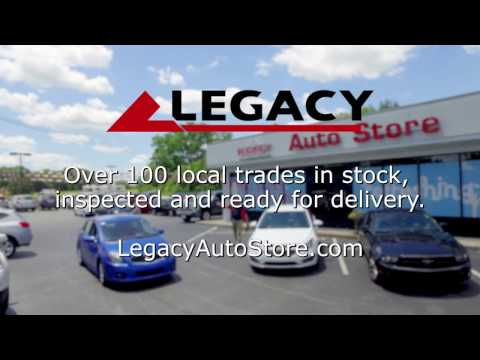 Legacy Automotive Network - All Our Inventory is Local Trades