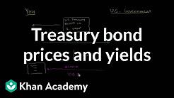 Treasury bond prices and yields | Stocks and bonds | Finance & Capital Markets | Khan Academy