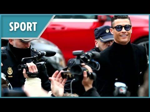 Cristiano Ronaldo avoids jail after tax fraud case