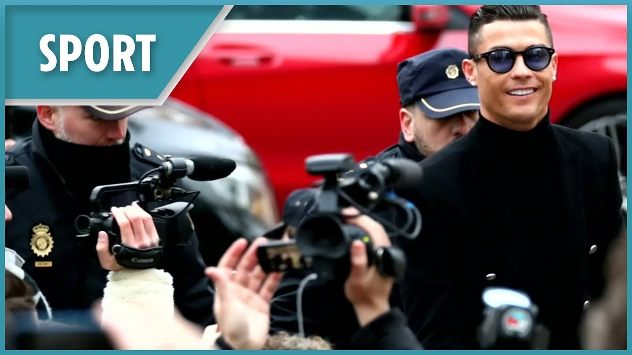 Cristiano Ronaldo avoids jail after tax fraud case