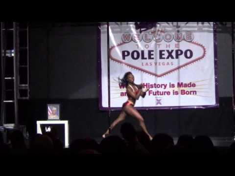 Pole Expo 2013- Megan Thompson