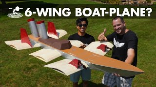 Weirdest Flying Plane YOU Can Build