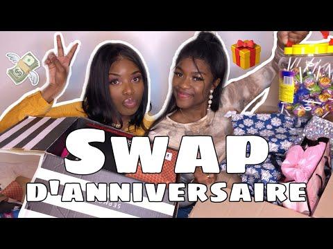 SWAP D'ANNIVERSAIRE : PLUS DE 200 € DE CADEAUX !!!