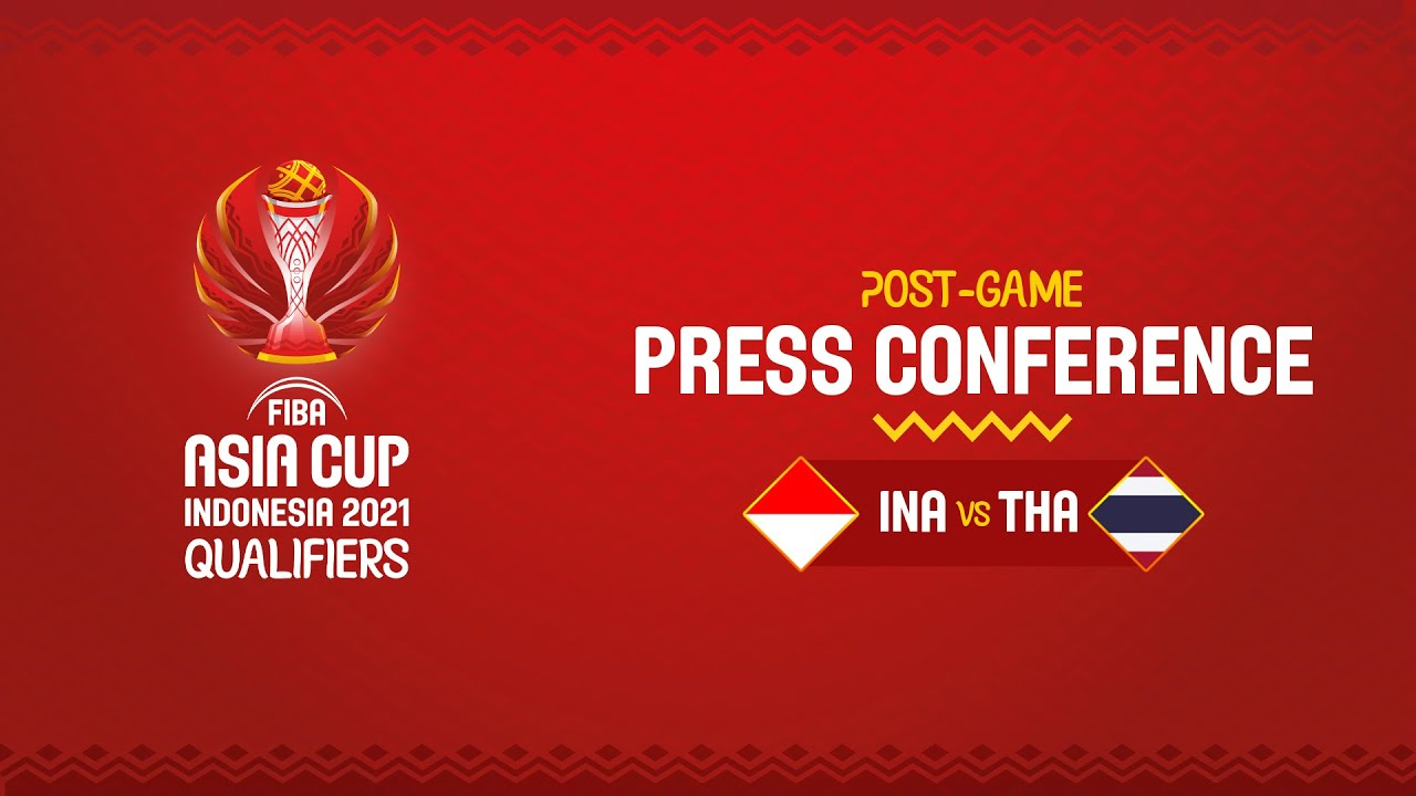 Indonesia v Thailand - Press Conference