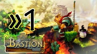 Bastion Walkthrough Part 1 Gameplay (PS4, X360, PC)