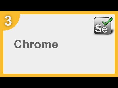 Selenium Framework For Beginners 3 | How To Run Selenium Tests On Chrome Browser