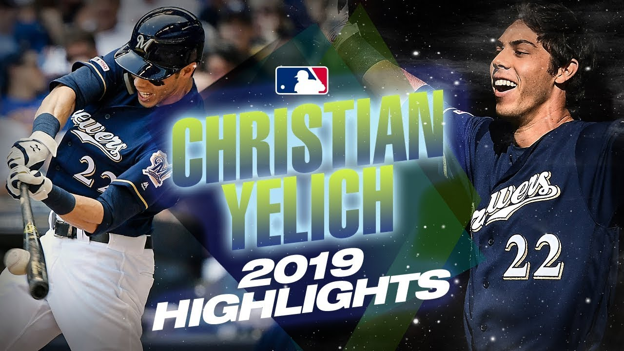 Christian Yelich 2019 Highlights - NL MVP candidate's season cut too short