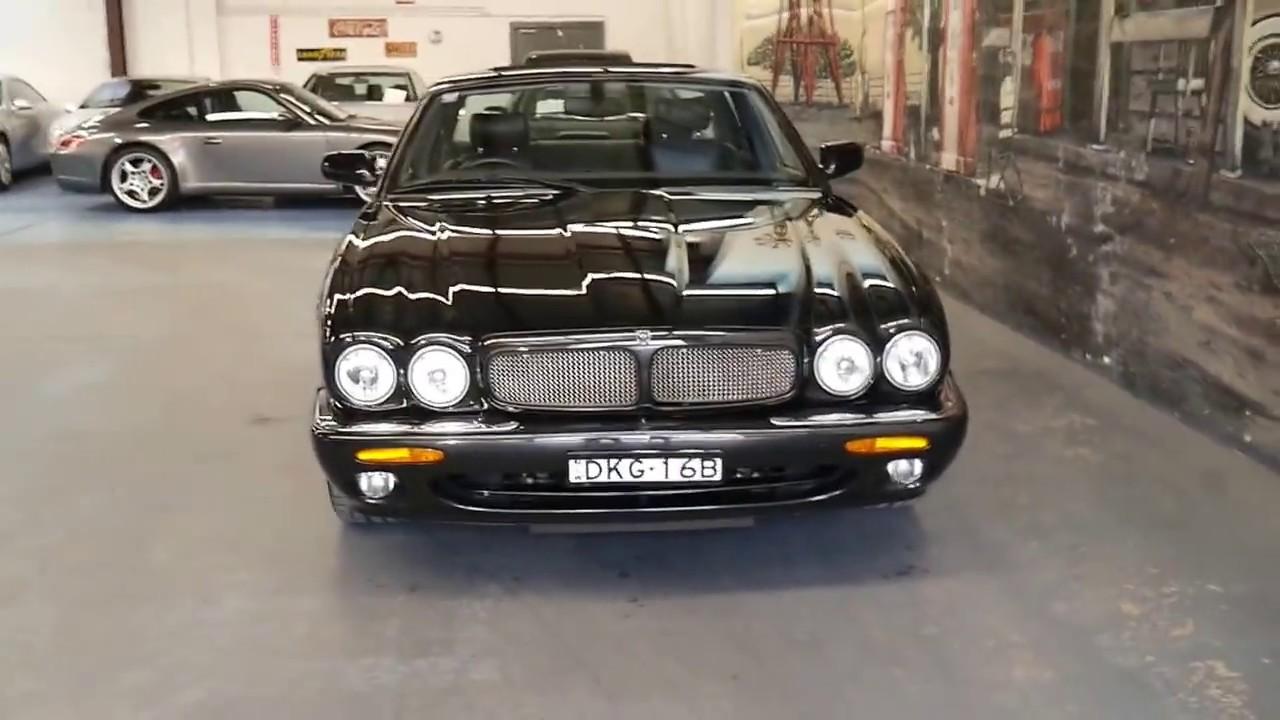 Elegant 2002 Jaguar XJR 100 Series 136,000 Klms
