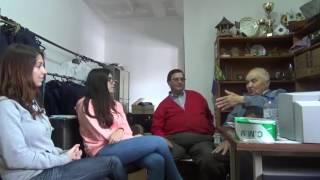 MIRES 12Ano 12 Andreia Alves; Andreia Gouveia; Lara Veloso António Vieira; Joaquim Rente FINAL