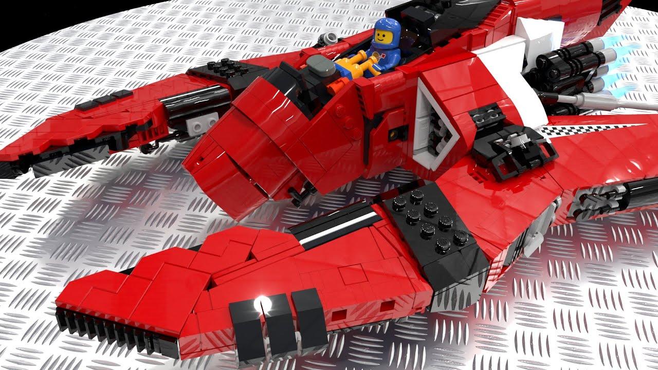 Lego SpaceShip #shorts