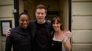 Kinky Boots UK | Verity Rushworth gets a backstage tour of Kinky Boots UK!