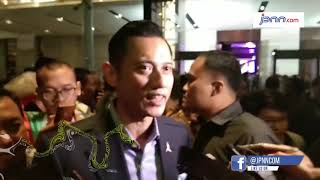 AHY tak setuju Pertanyaan Soal Gerindra dibawa ke Panggung Debat - JPNN.COM