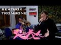 TROMBONE + BEATBOX || FREESTYLE -PINK PANTHER PANTERA ROSA