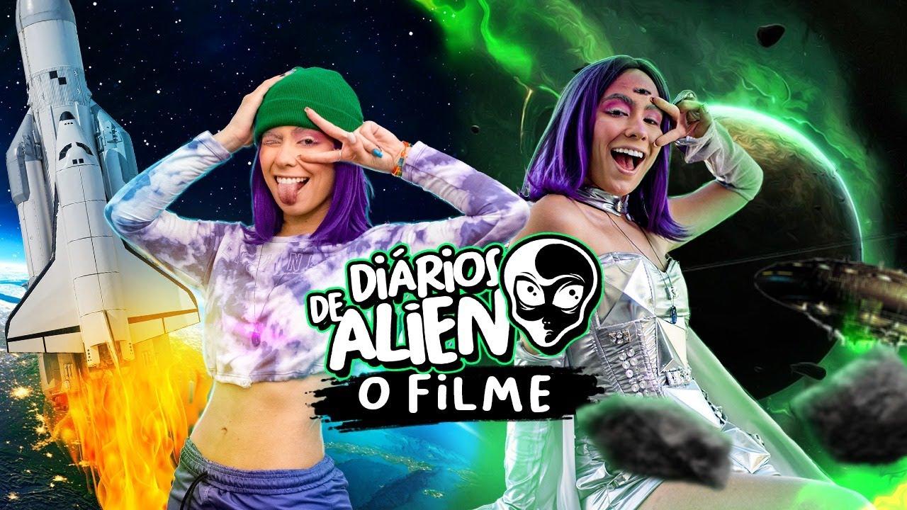 Diários de Alien - PRIMEIRA TEMPORADA (O FILME)