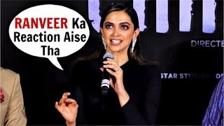 Deepika Padukone SHARES Husband Ranveer Singh Reaction On Chhapaak Trailer