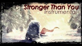 Instrumental Sans Chara Frisk Stronger Than You