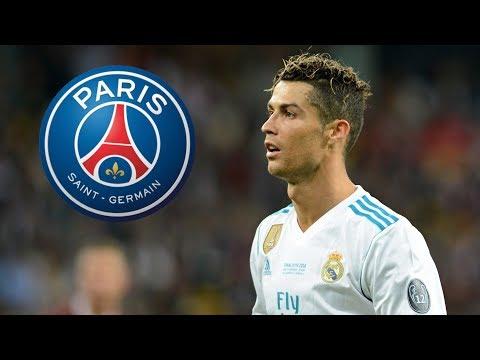 PSG macht Ronaldo ein unfassbares Angebot (150 Millionen)..