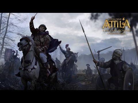 Attila DLCTrailer Κυκλοφορίας The Last Roman